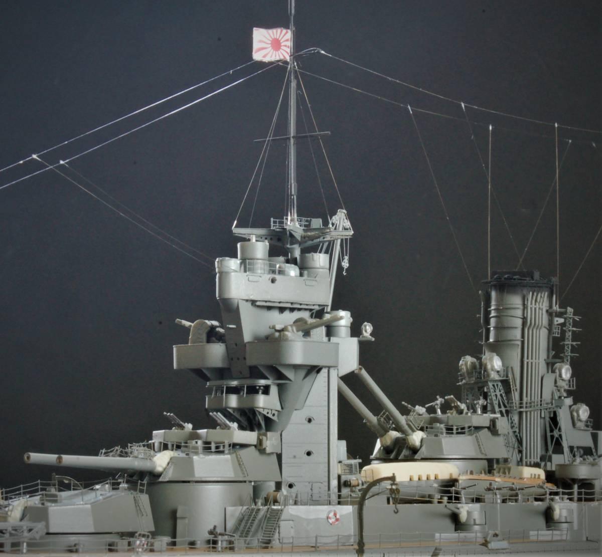 1/350 戦艦 『扶桑1944』 完成品_画像3