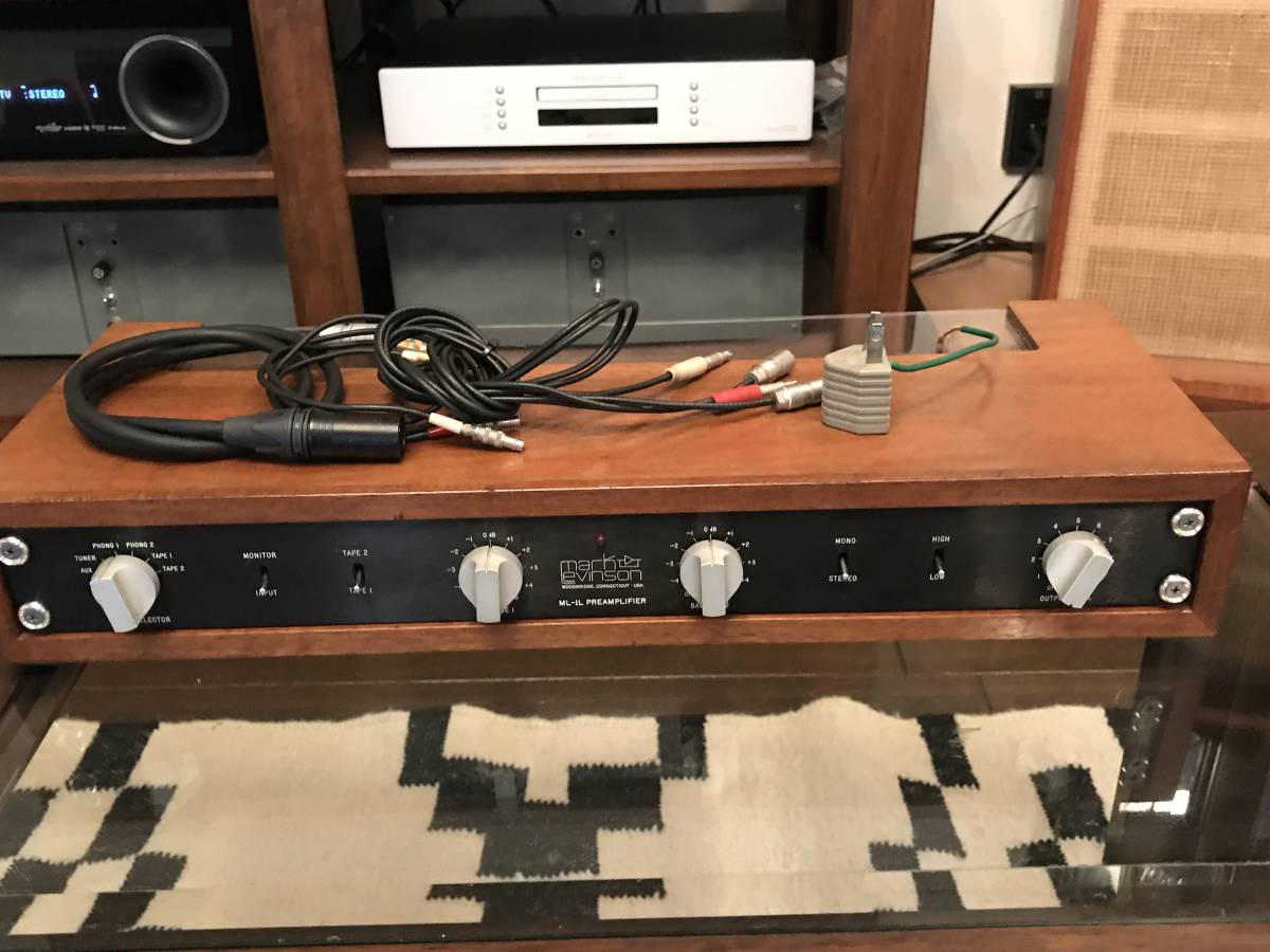 Mark Levinson Mark Levinson ML-1L: Real Yahoo auction salling
