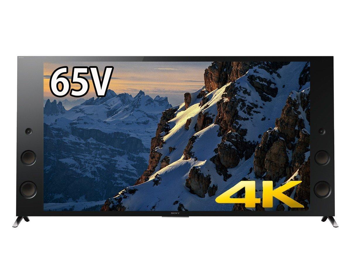 ◆展示品◆SONY ブラビア◆65V型 4K/ハイレゾ/3D対応 液晶テレビ◆KJ-65X9350D◆即決◆