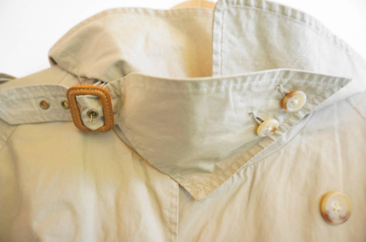ポロ ラルフローレン Polo Ralph Lauren コート トレンチコート (ベージュ) size LL 美品(替えボタン付) 491887_画像5