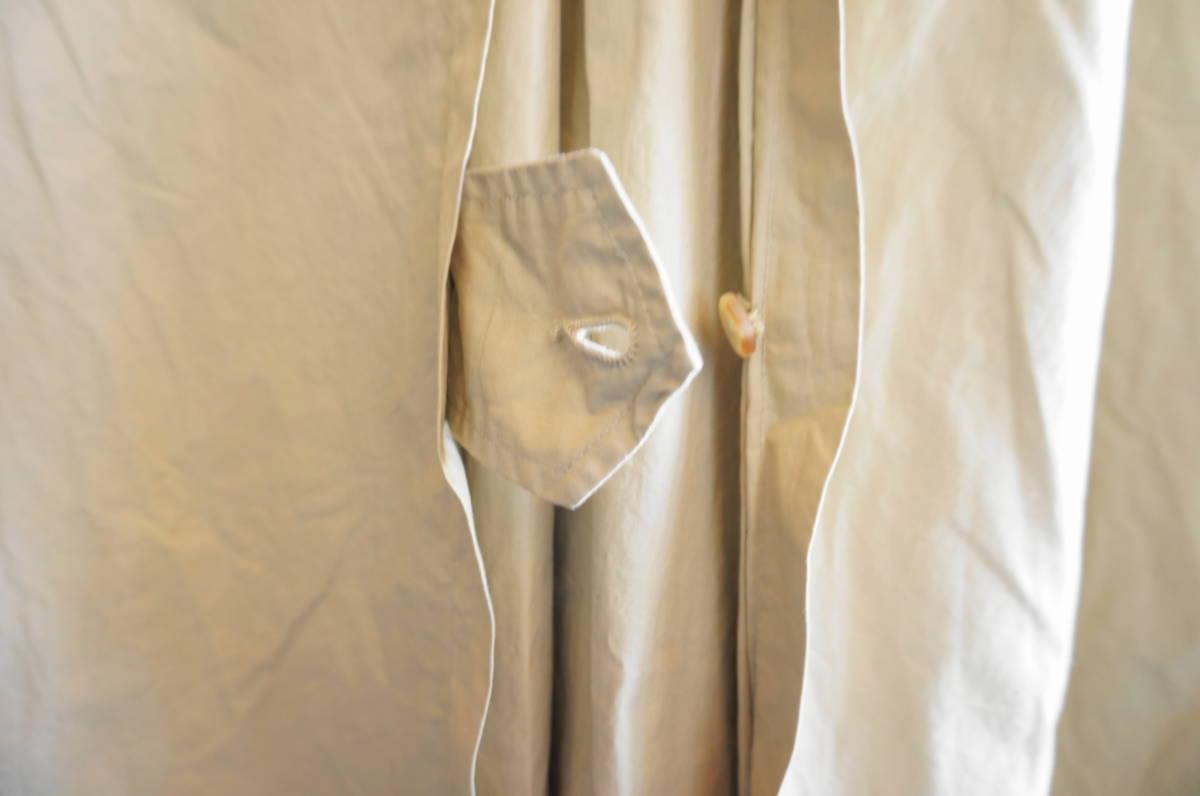 ポロ ラルフローレン Polo Ralph Lauren コート トレンチコート (ベージュ) size LL 美品(替えボタン付) 491887_画像7