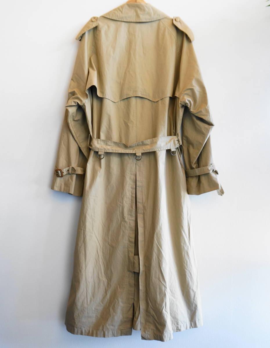 ポロ ラルフローレン Polo Ralph Lauren コート トレンチコート (ベージュ) size LL 美品(替えボタン付) 491887_画像2