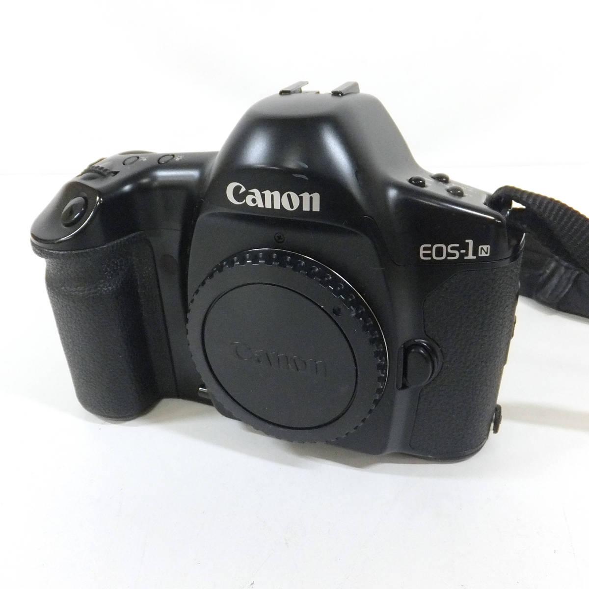 ☆【CANON】キャノン EOS-1N ボディのみ☆fH☆