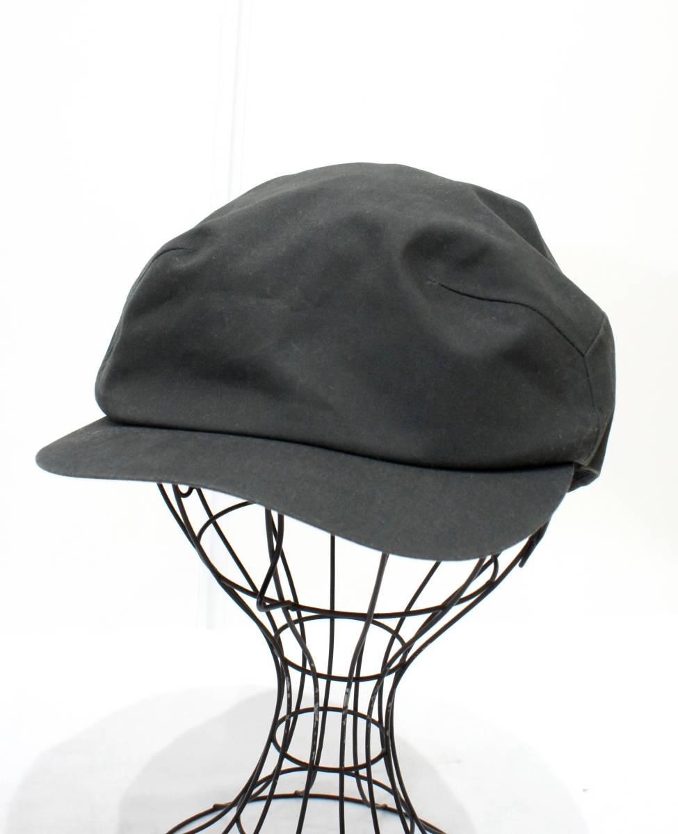 2d63d361 ARC'TERYX Quanta Cap Mens Magnet クアンタ キャップ 帽子 速乾 アークテリクス SIZE:L