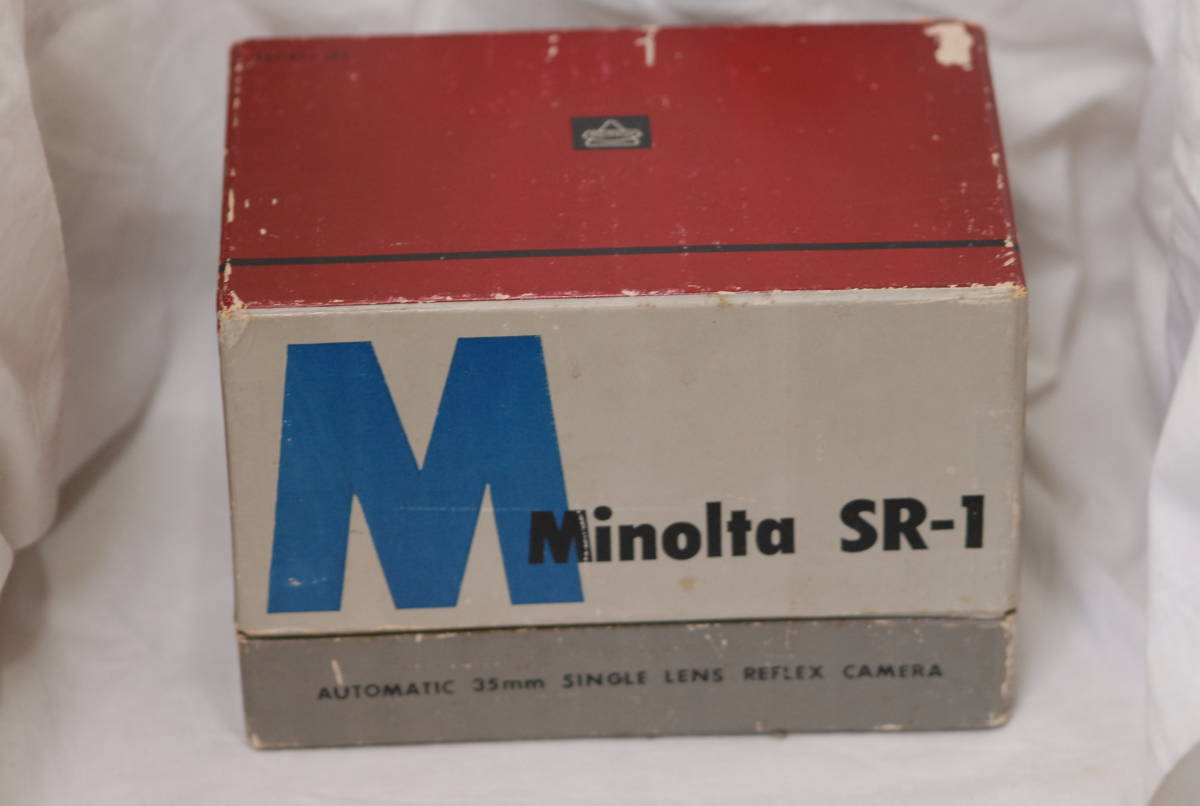 Minolta ミノルタ SR-1 レンズ Minolta auto rokkor-pf 1:2 f=55mm 保護フィルター2枚フード付き ケース付き ブラック_画像10