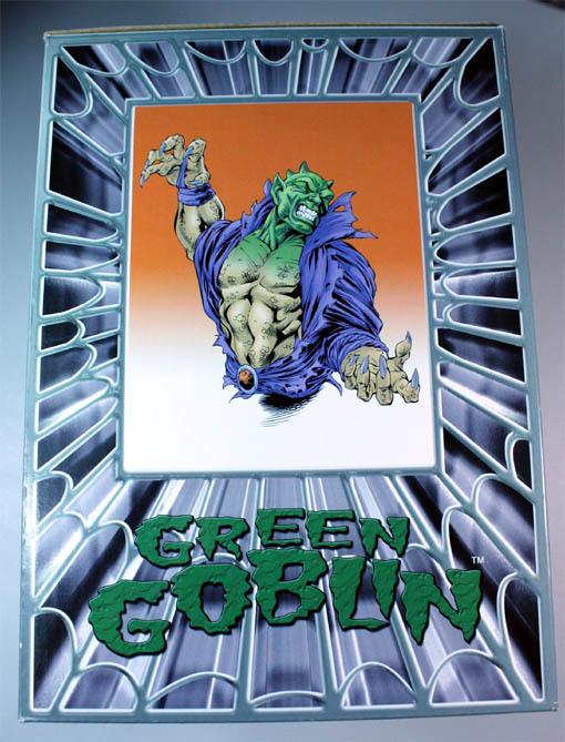 フィギュア-「DIAMOND SELECT:ULTIMED SPIDER-MAN, GREEN GOBLIN / アルティメット・スパイダーマン, グリーンゴブリン」新品未開封_画像2