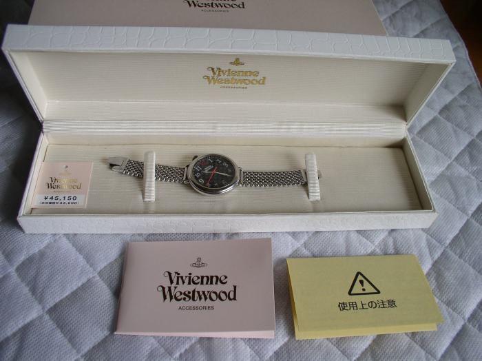 ヴィヴィアンウエストウッド 腕時計 VW-9033 ブレスレット