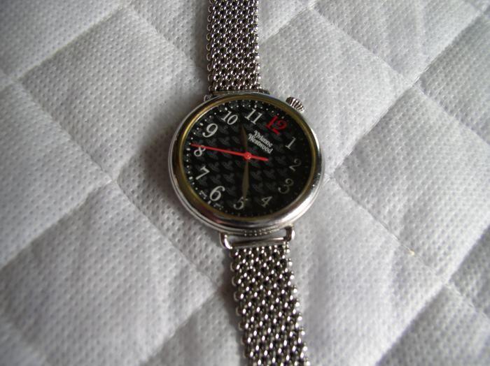 ヴィヴィアンウエストウッド 腕時計 VW-9033 ブレスレット _画像2
