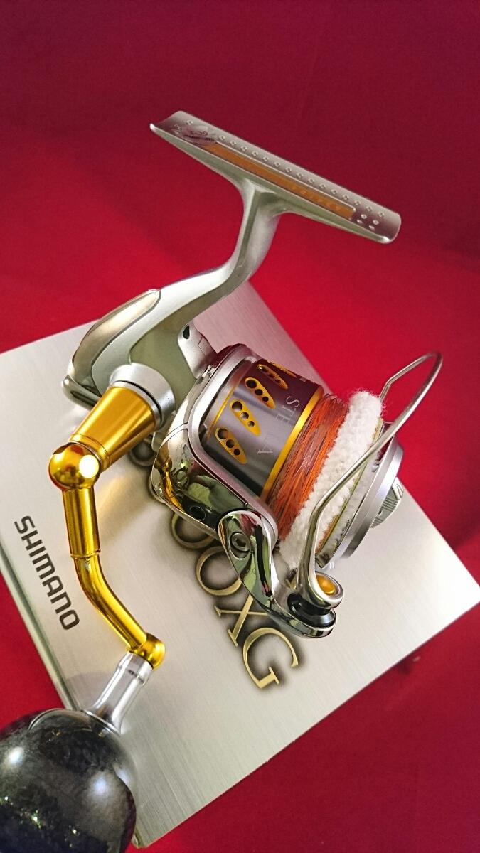 シマノ08ステラSW5000XG美品。