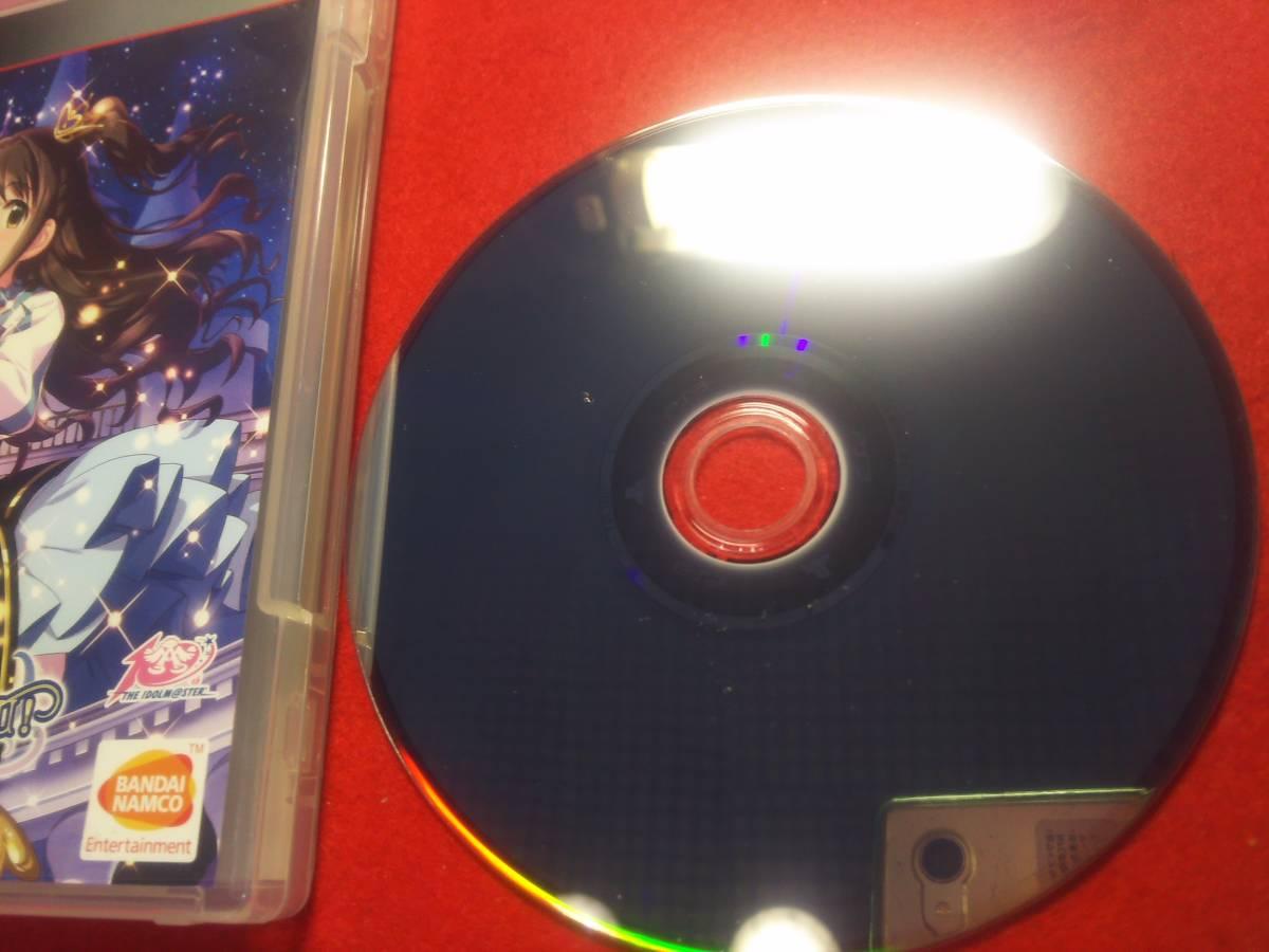 ★即決★ディスク綺麗です★ アイドルマスター シンデレラガールズ グラビアフォーユー Vol.1 PS3 ソフト_画像3