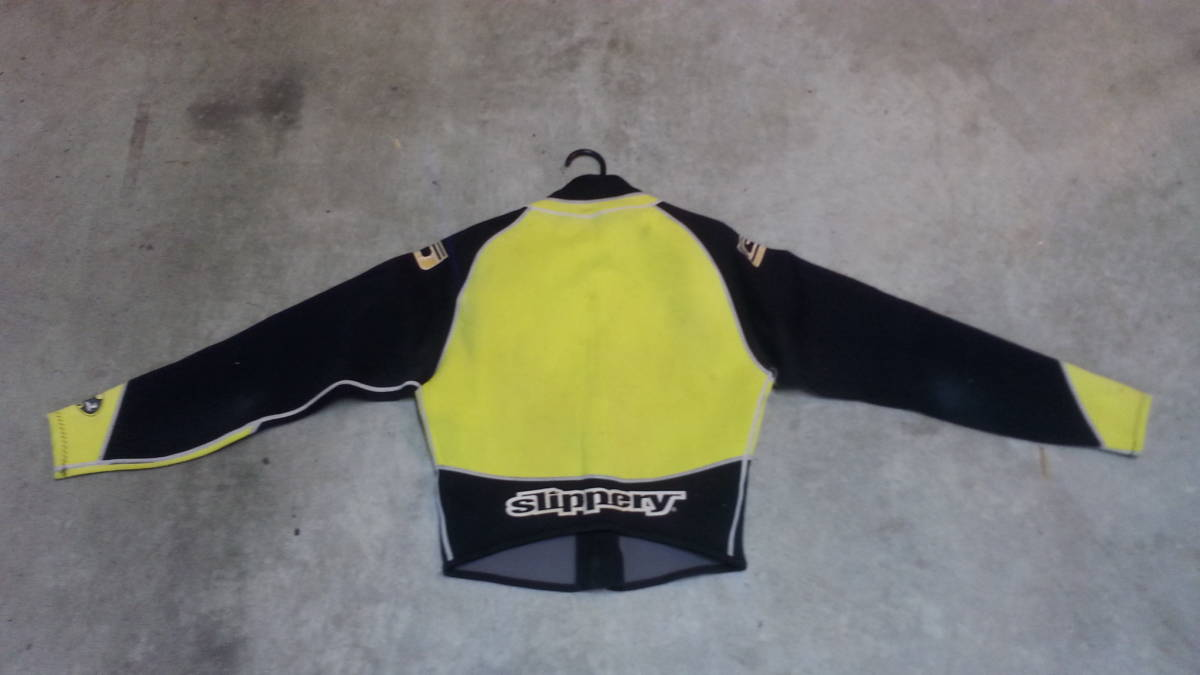SLIPPERY スリッパリー スリップリー ロングジョン&ボレロ 170センチ使用 MOBBY'S モビーズ ブーツ 26センチ_画像4