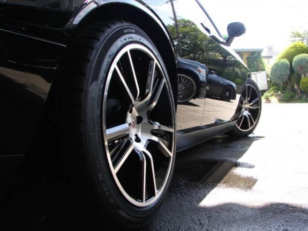 HURST STUNNER 20インチ ホイール タイヤ セット 展示品 クライスラー 300C ダッジ マグナム チャージャー チャレンジャー _画像4