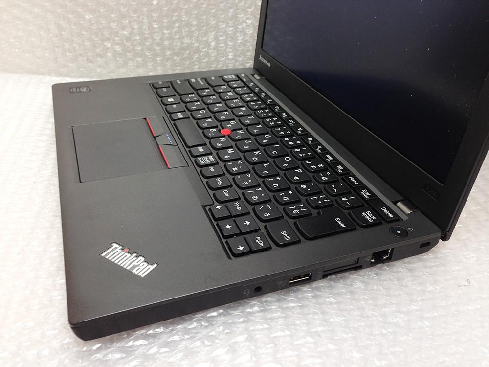 IL-602★ ジャンク ThinkPad x250 TYPE 20CLA44TJP インテル Core i5 _画像4