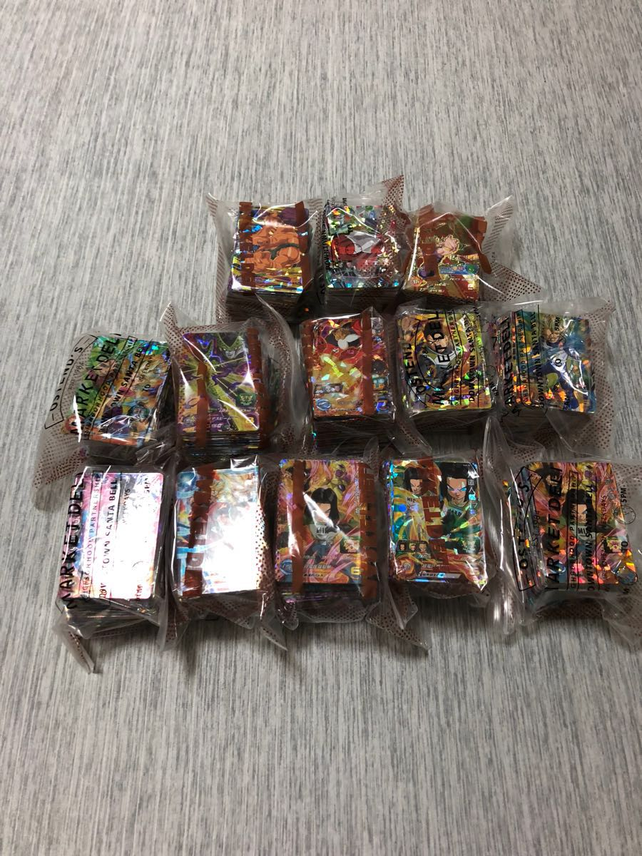 ドラゴンボールヒーローズ SR CP 合計約1300枚 セット
