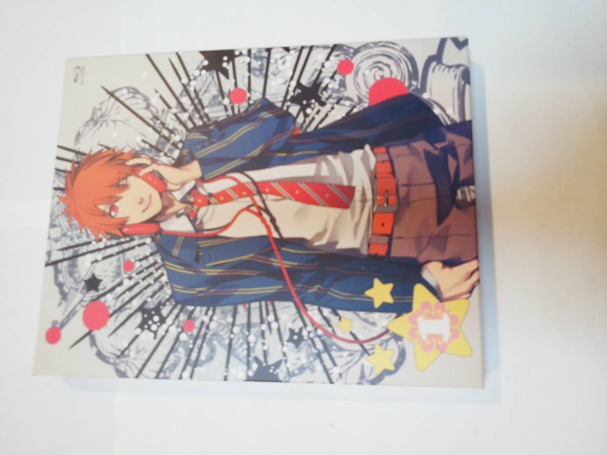 ブルーレイ うたの☆プリンスさまっ♪ マジLOVE1000% 1 Blu-ray 特典CD