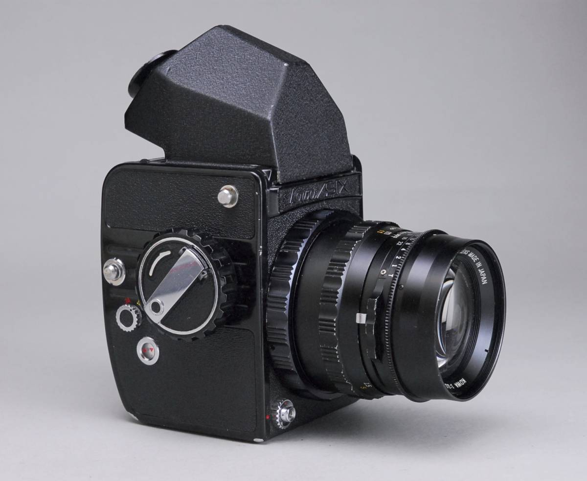 ★Kowa Six ブラック  コーワ 150mm f3.5