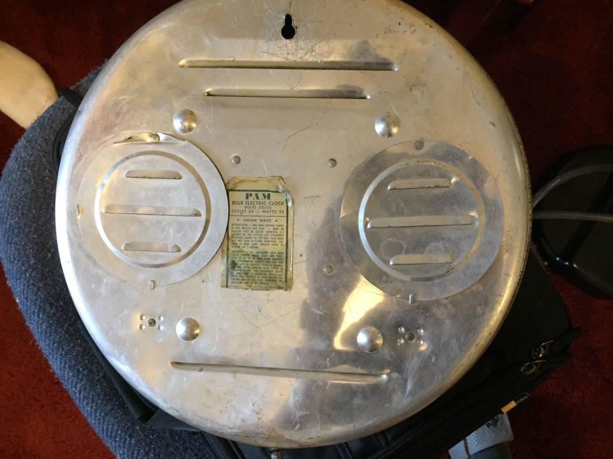 7UP 1960年代 ライトアップ 時計_画像7