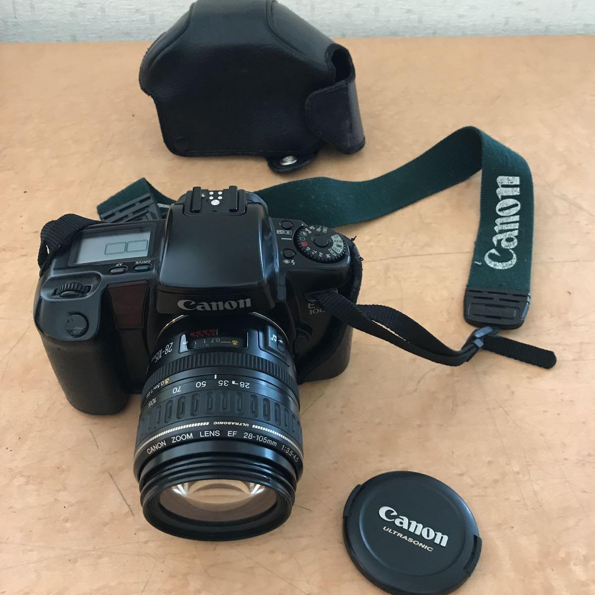 ☆【CANON】キャノン EOS100QD EF 28-105mm 1:3.5-4.5☆