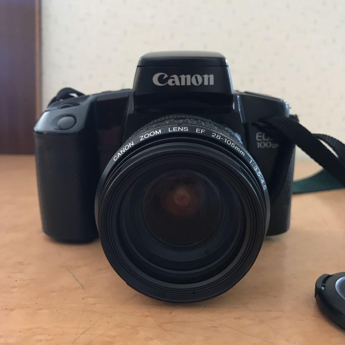 ☆【CANON】キャノン EOS100QD EF 28-105mm 1:3.5-4.5☆_画像2