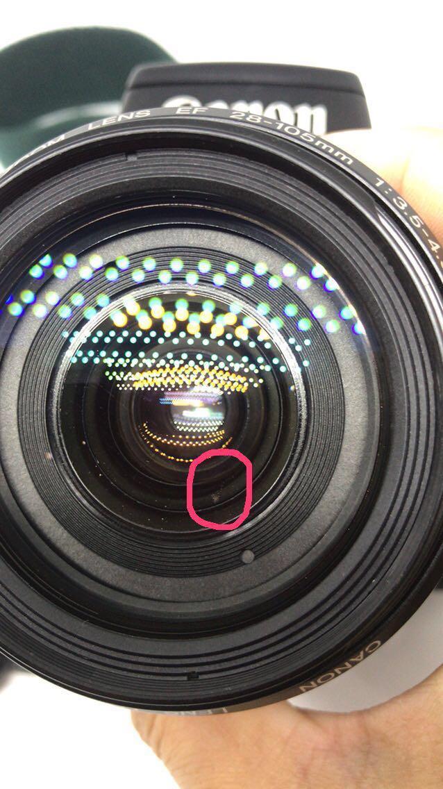 ☆【CANON】キャノン EOS100QD EF 28-105mm 1:3.5-4.5☆_画像6