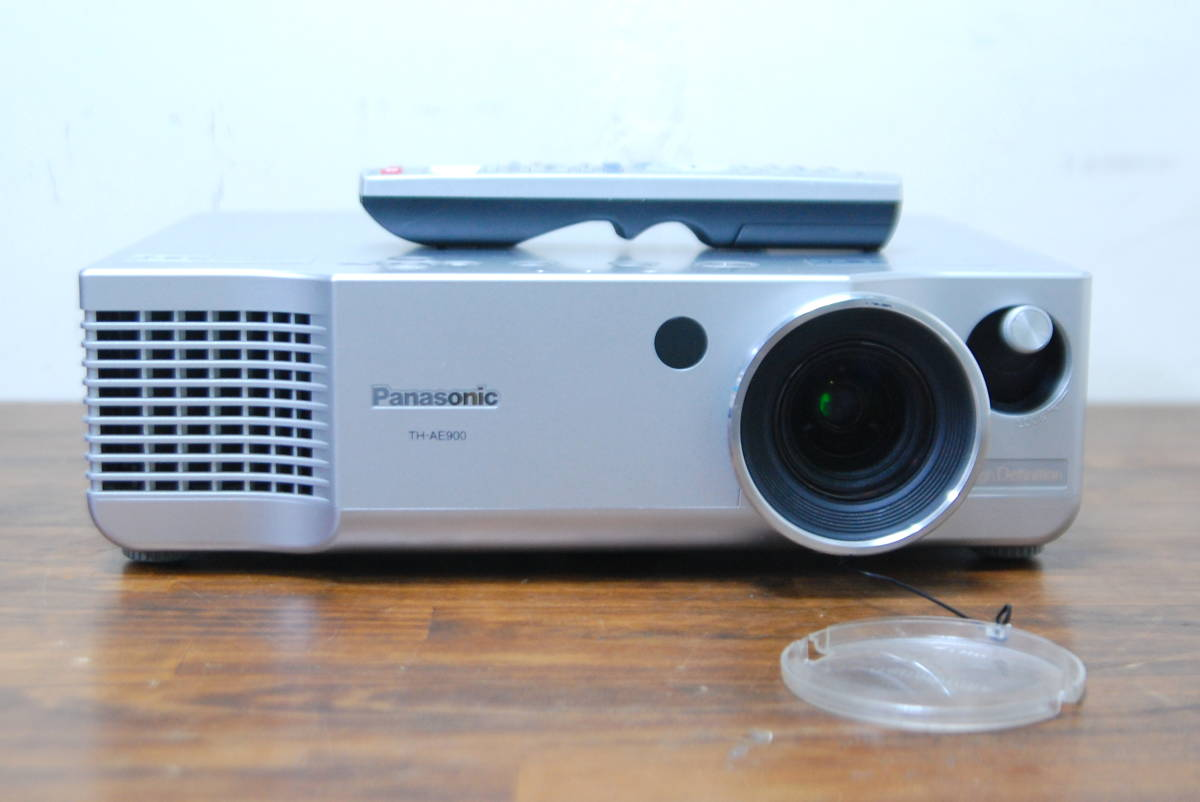 Panasonic Panasonic TH-AE900 projector home theater exclusive use ...