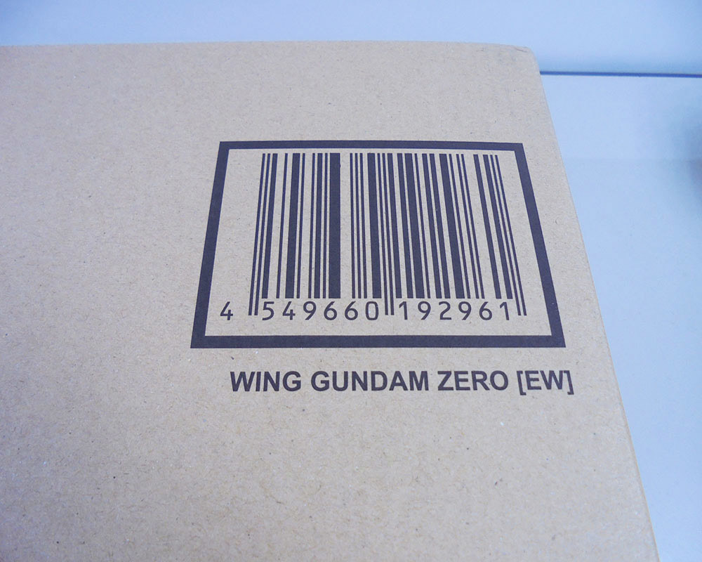輸送箱未開封 GFF METAL COMPOSITE ウイングガンダムゼロ EW版 / メタルビルド METAL BUILD ウイングガンダム_画像3