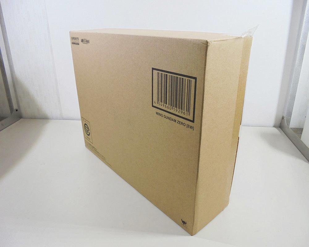 輸送箱未開封 GFF METAL COMPOSITE ウイングガンダムゼロ EW版 / メタルビルド METAL BUILD ウイングガンダム_画像7
