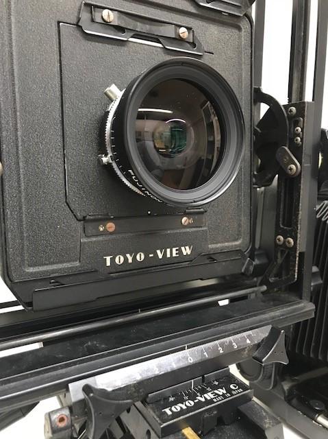 【4336】 TOYO-FIELD トヨフィールド 大判フィルム TOYO VIEW 大判 カメラ ボディ 蛇腹 専用レンズ おまとめ 驚愕のコレクション_画像2