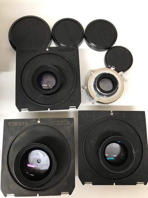 【4336】 TOYO-FIELD トヨフィールド 大判フィルム TOYO VIEW 大判 カメラ ボディ 蛇腹 専用レンズ おまとめ 驚愕のコレクション_画像4