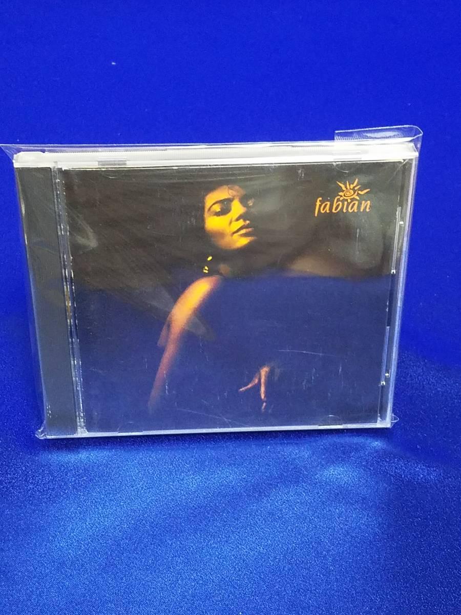 CD012 ファビアン Fabian「PARADISO」_画像1