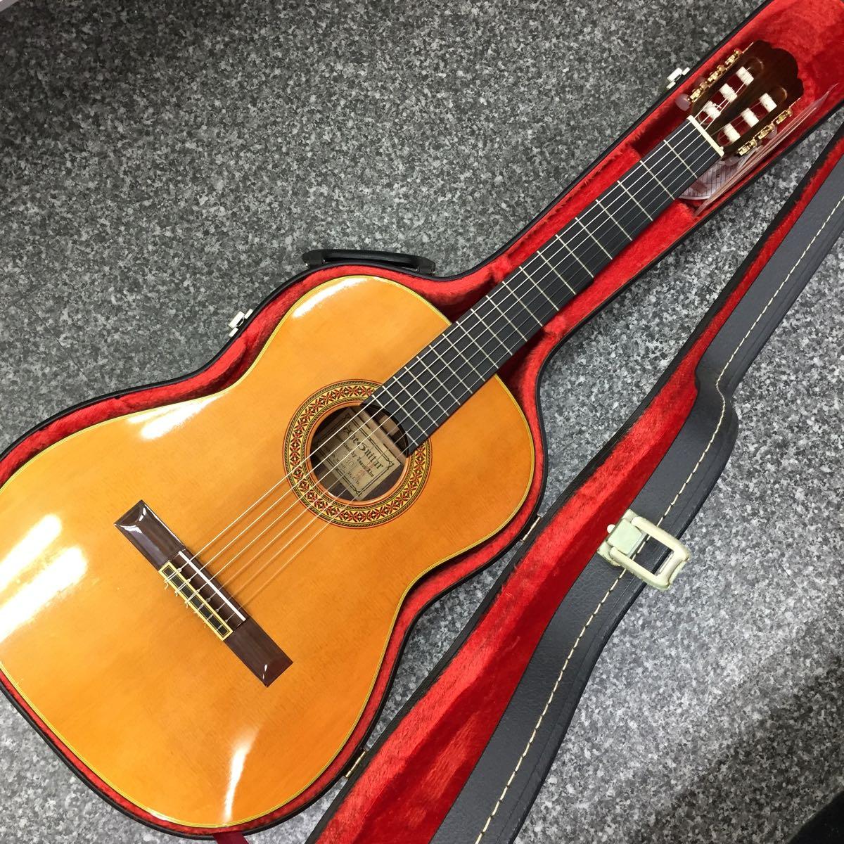 中古 Abe guitar 330 TOP単板 美品 日本製 630mmスケール 調整済 ハードケース付