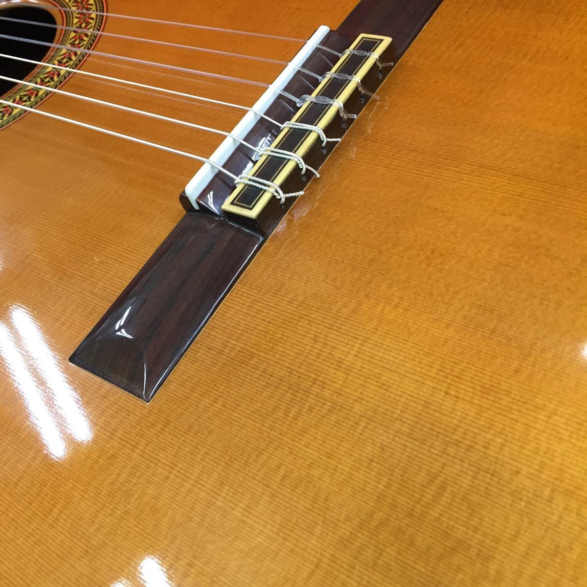 中古 Abe guitar 330 TOP単板 美品 日本製 630mmスケール 調整済 ハードケース付 _画像2