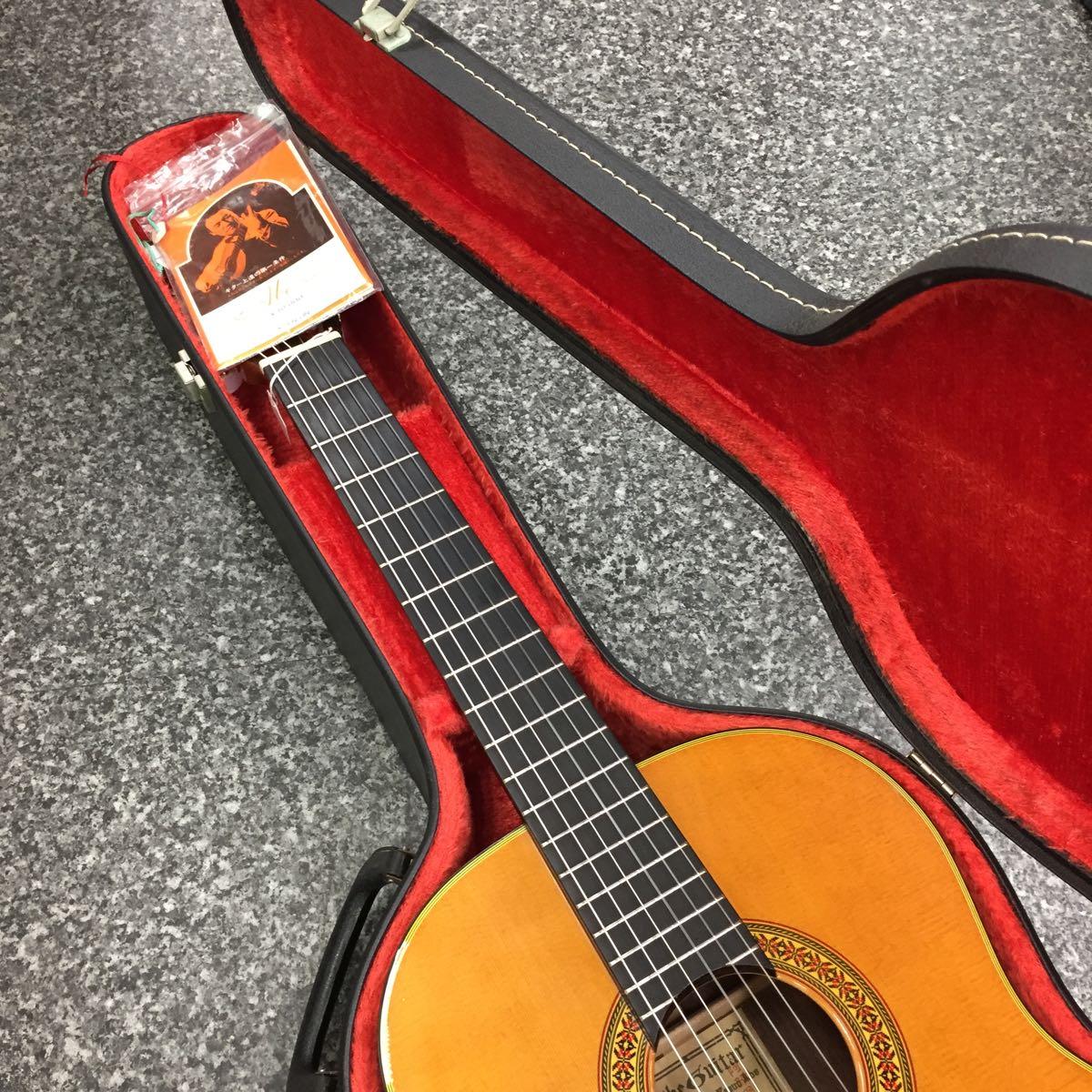 中古 Abe guitar 330 TOP単板 美品 日本製 630mmスケール 調整済 ハードケース付 _画像7
