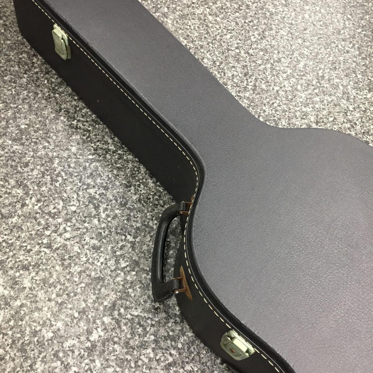 中古 Abe guitar 330 TOP単板 美品 日本製 630mmスケール 調整済 ハードケース付 _画像9