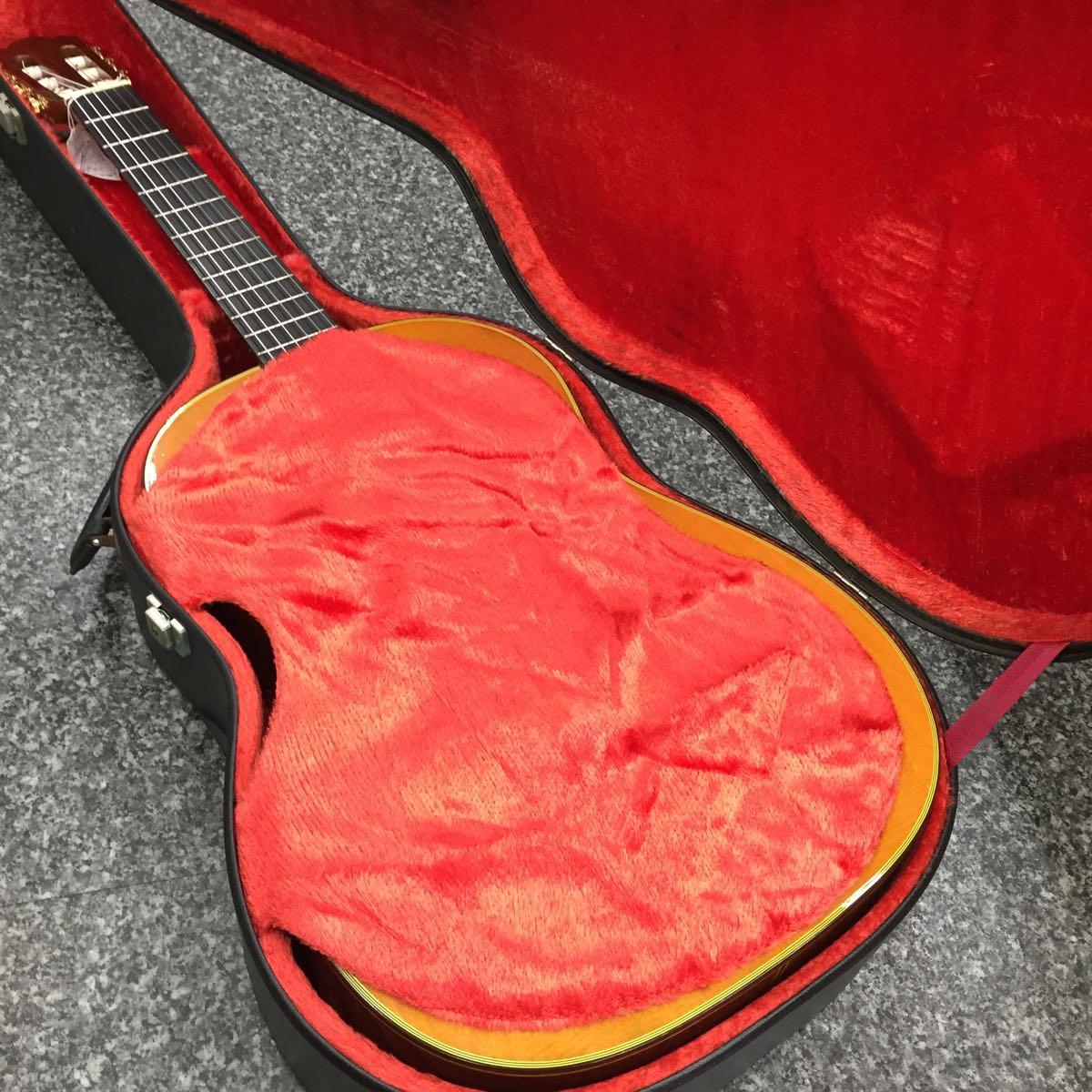 中古 Abe guitar 330 TOP単板 美品 日本製 630mmスケール 調整済 ハードケース付 _画像8