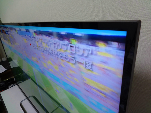 TOSHIBA 東芝 58V型 4K 液晶テレビ REGZA 58M500X 2016年製 HDD録画対応 延長保証書あり_画像2