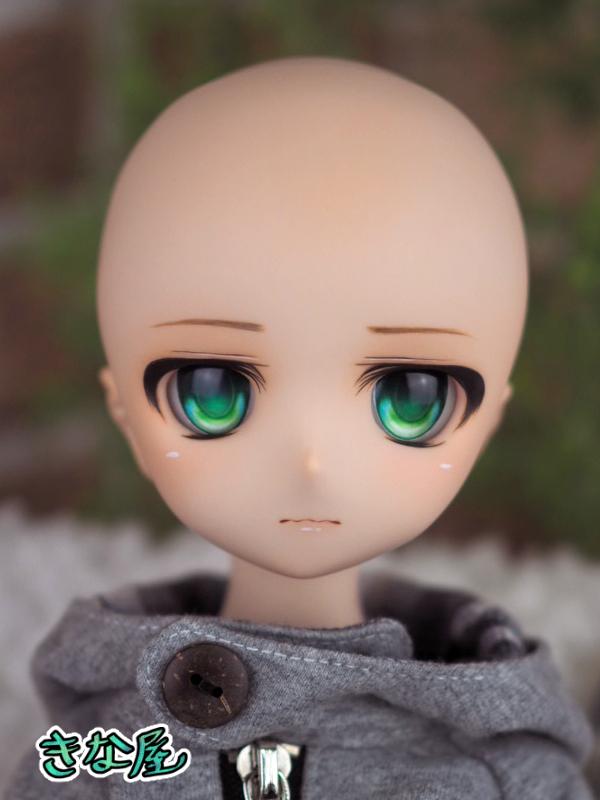 【きな屋】DDH-01 カスタムヘッド (ノーマル肌)+アイ_画像5