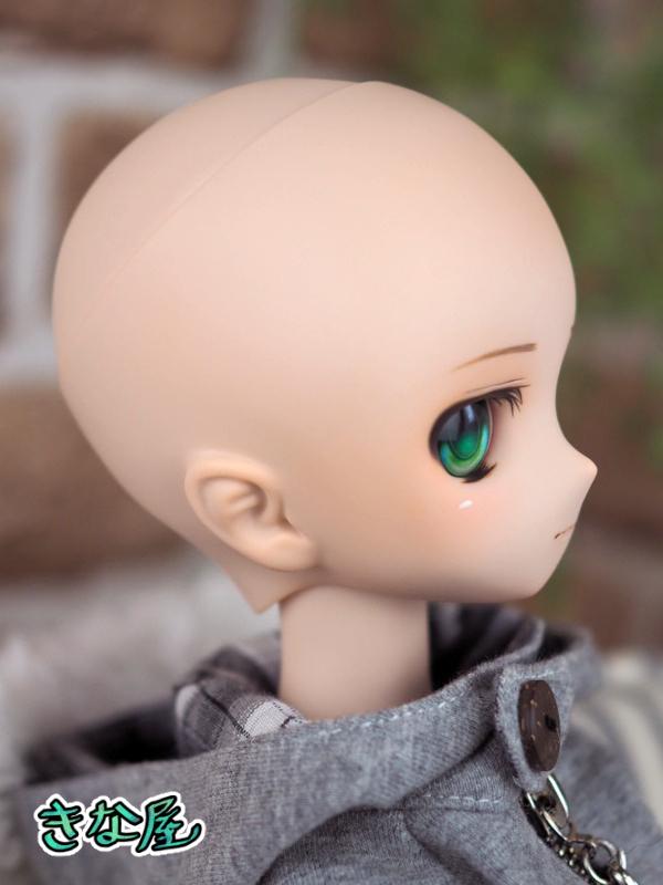 【きな屋】DDH-01 カスタムヘッド (ノーマル肌)+アイ_画像6