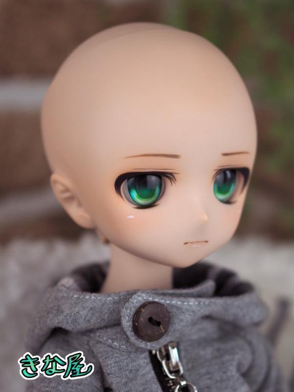 【きな屋】DDH-01 カスタムヘッド (ノーマル肌)+アイ_画像7