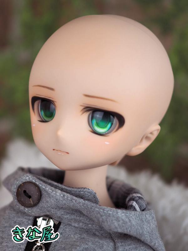 【きな屋】DDH-01 カスタムヘッド (ノーマル肌)+アイ_画像8