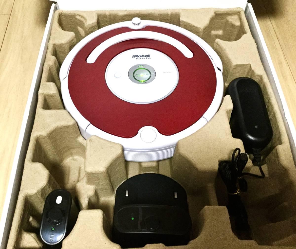 極美品! ルンバ ロボット掃除機 iRobot Roomba 538バッテリー新品! エッジブラシ新品! フィルター新品!_画像5