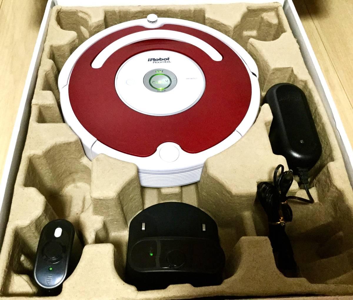 極美品! ルンバ ロボット掃除機 iRobot Roomba 538バッテリー新品! エッジブラシ新品! フィルター新品!_画像9