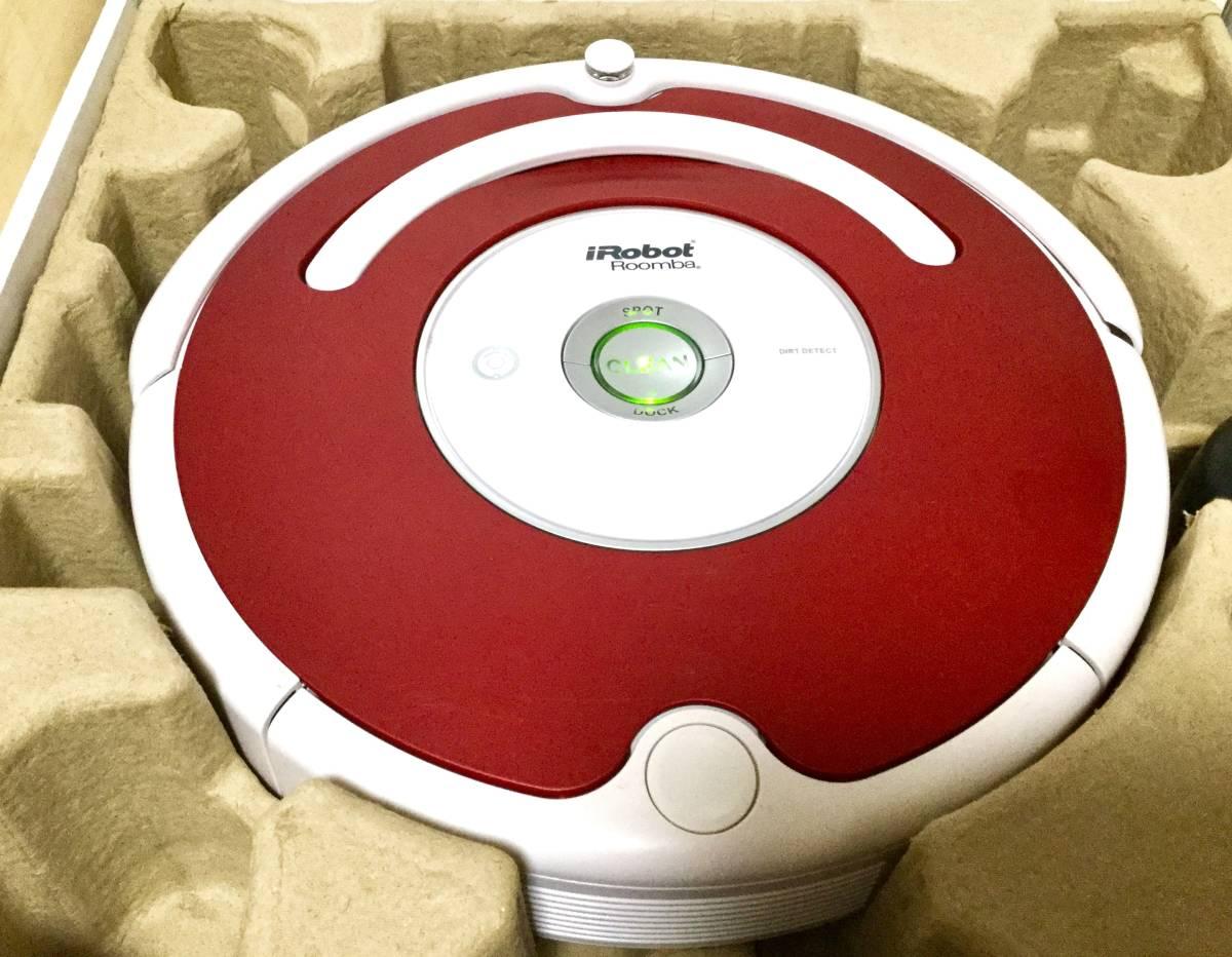 極美品! ルンバ ロボット掃除機 iRobot Roomba 538バッテリー新品! エッジブラシ新品! フィルター新品!_画像3
