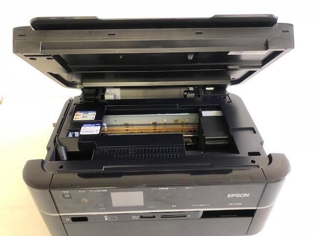 【値下げ!】 ★ EPSON / エプソン ★ プリンター インクジェット複合機 EP-704A 2011年製造_画像6