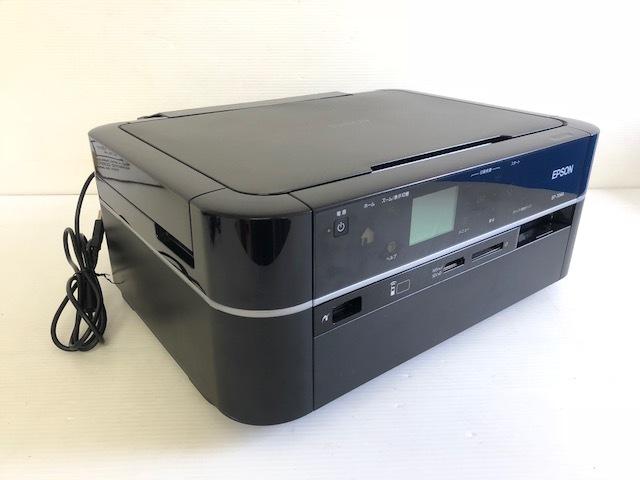 【動作品!】 ★EPSON/エプソン★プリンター インクジェット複合機 EP-704A 2011年製造