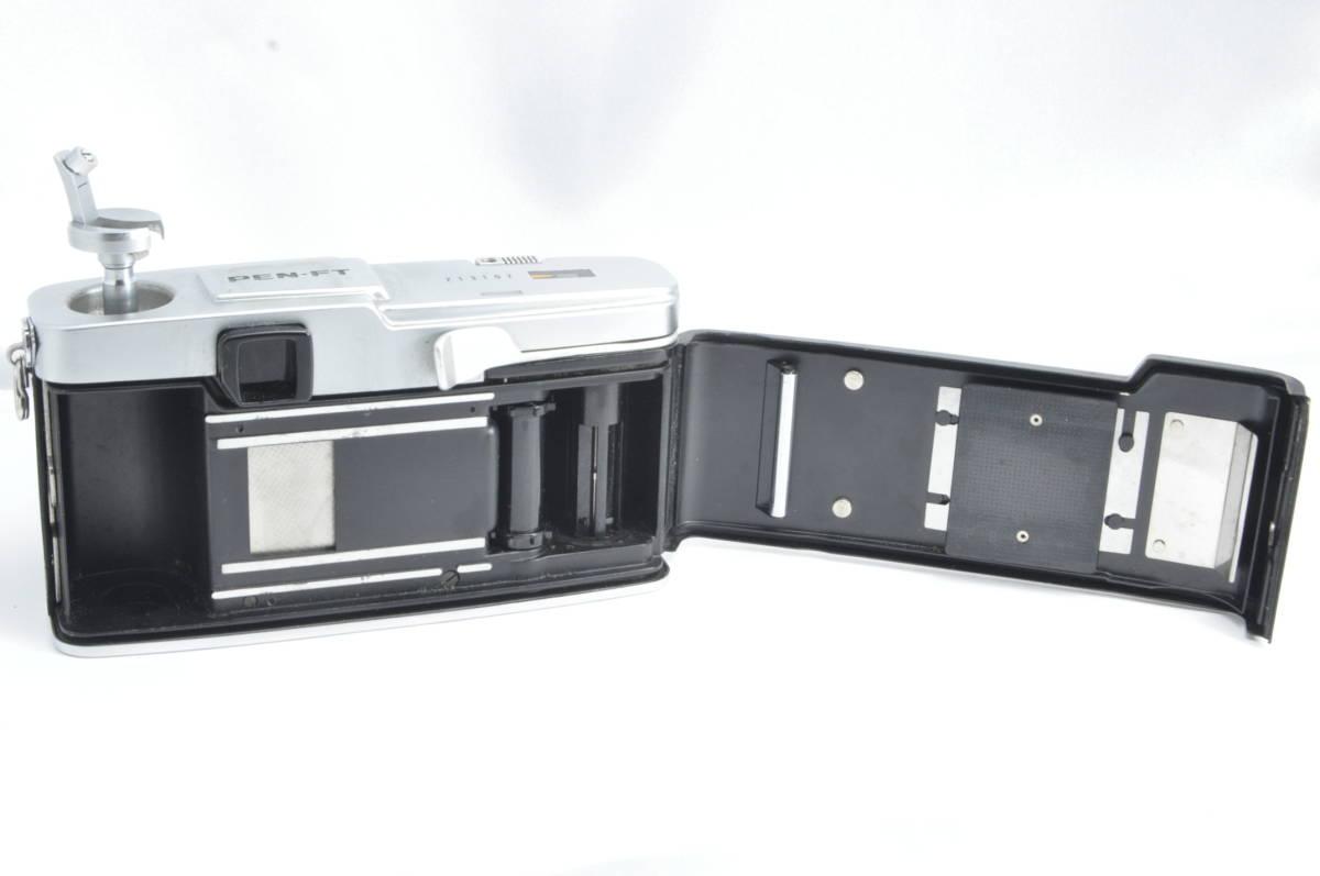 #2222 OLYMPUS-PEN F G.ZUIKO Auto-W 20mm F3.5 オリンパス ペン 広角レンズ付き_画像5