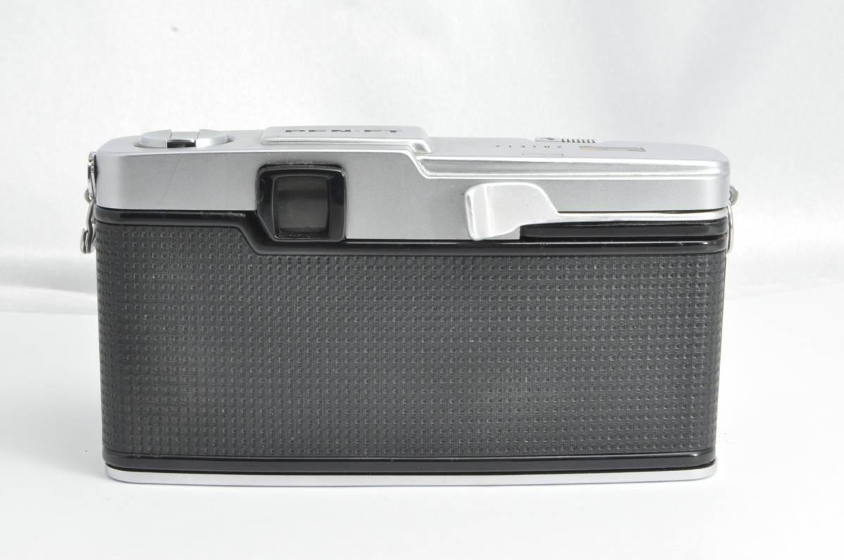 #2222 OLYMPUS-PEN F G.ZUIKO Auto-W 20mm F3.5 オリンパス ペン 広角レンズ付き_画像4