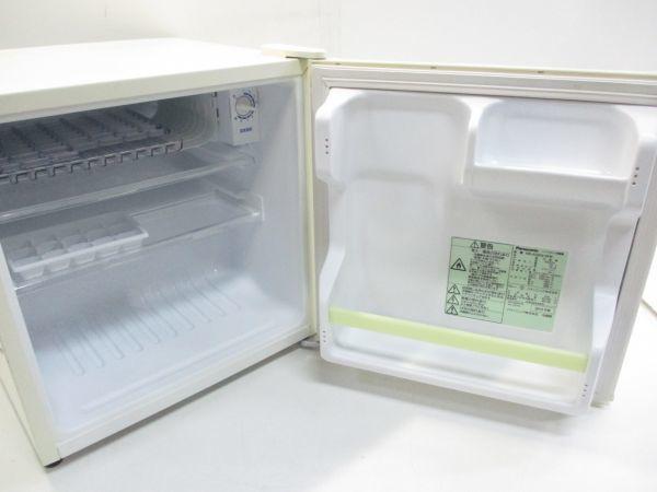 6585★Panasonic パナソニック 1ドア ノンフロン冷蔵庫 NR-A50W-W 2013年製★_画像3