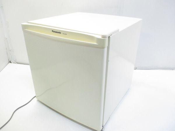 6585★Panasonic パナソニック 1ドア ノンフロン冷蔵庫 NR-A50W-W 2013年製★