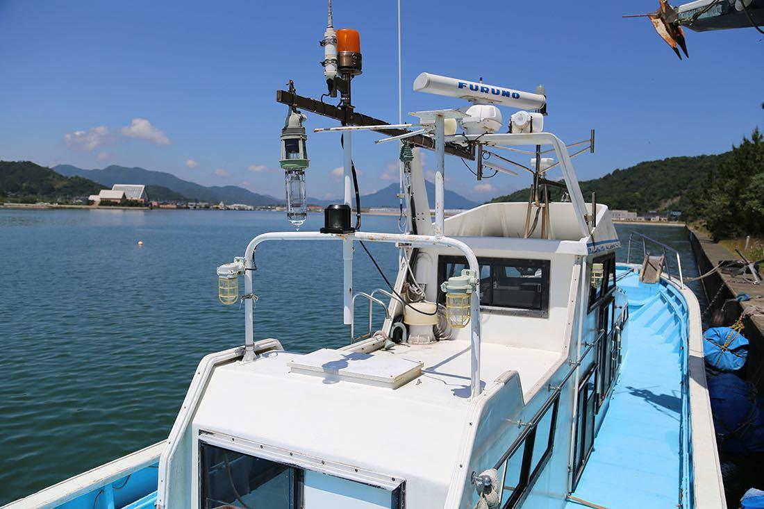【boatflow.jp】塩野造船興業 50ft 漁船_画像3